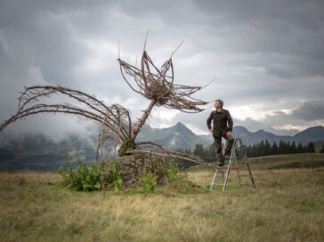 Walserherbst_Land Art Brandalpe_Matthias Würfel_(c) Wolfgang Zöch_Schüpbach