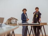 Wurzel-Wunderkammer / AMÚR Wien, Ausstellungsansicht, Kunstmuseum Liechtenstein, (c)Sandra Maier