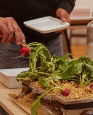Kulinarsiche Studienreise zur Wurzel, Kunstmuseum Liechtenstein (c)Sandra Maier
